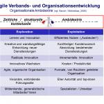 Organisationalle Ambidextrie - Verbands-Organisationsentwicklung - kifas-GmbH