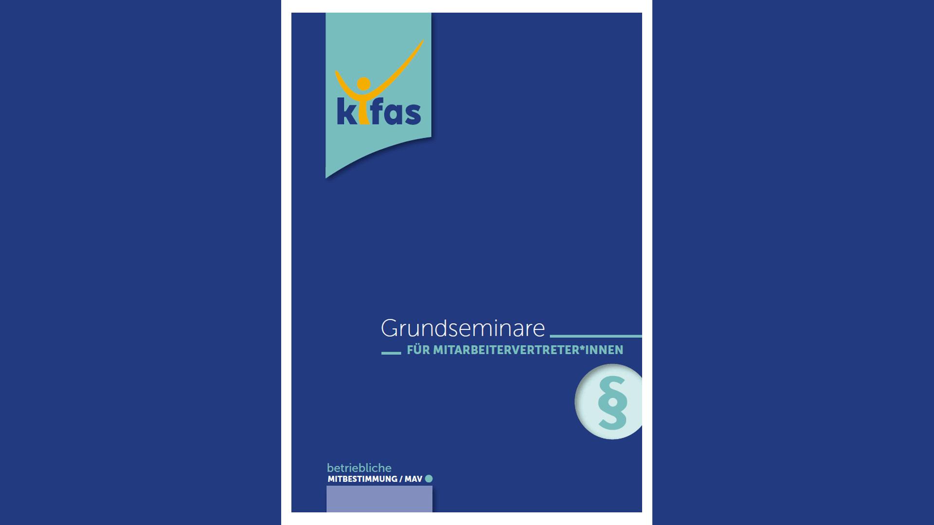 Grundseminare Termine 2022 - kifas GmbH